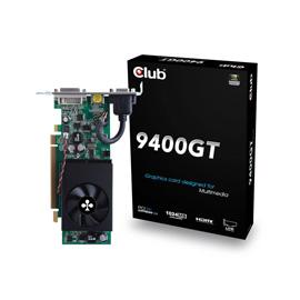 CLUB3D 9400GT Produktbild