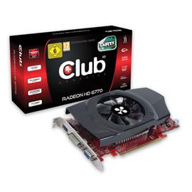 CLUB3D Radeon HD 6770 Produktbild