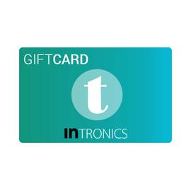 Gift Card Blank 10 € Produktbild
