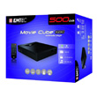 Emtec Movie Cube K230 500GB Produktbild back S