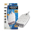 Belkin 6-Socket SurgeMaster Superior Series with Telephone Protection Produktbild front S
