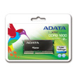 A-DATA XPG Gaming Series, SO-Dimm, DDR3L, 1600 MHz, CL9, 2GB Produktbild front S
