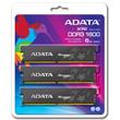 A-DATA XPG Xtreme Series, DDR3, 1600 MHz, CL7, 6GB (2GB x 3) Produktbild back S