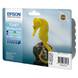 Epson Multipack 6-farbig T0487 Produktbild side S