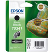 Epson Tintenpatrone Black T0341 Ultra Chrome Produktbild front S