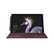 Microsoft Surface Pro Set Bordeauxrot Produktbild side S