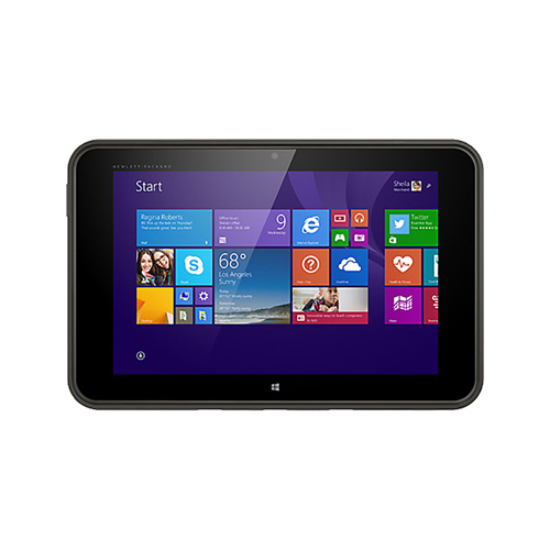HP Pro Tablet 10 EE G1 32GB Grey product photo front L