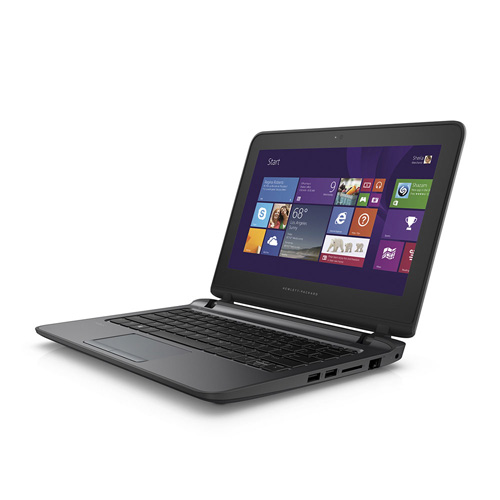 HP ProBook 11 EE G1 product photo side L