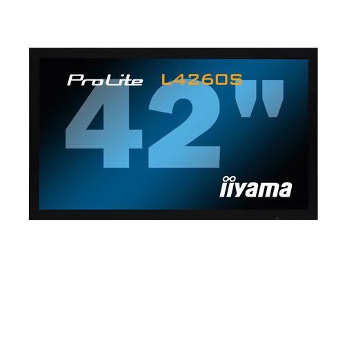iiyama ProLite L4260S product photo front L