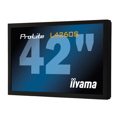 iiyama ProLite L4260S product photo back L