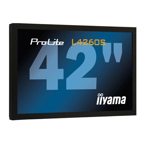 iiyama ProLite L4260S product photo side L