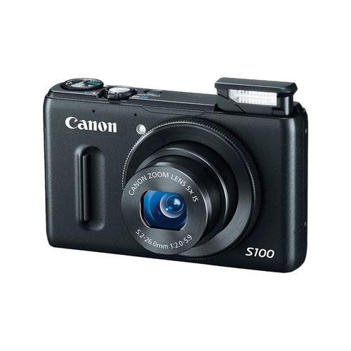 Canon PowerShot S100 product photo front L