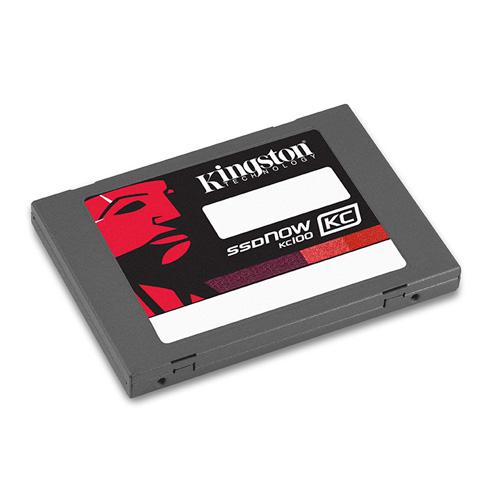 Kingston 120GB SSDNow KC100 product photo back L