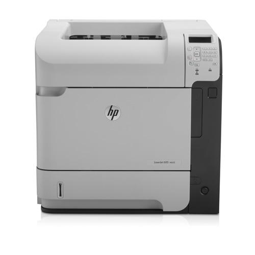 HP LaserJet printers Enterprise 600 M602dn product photo front L