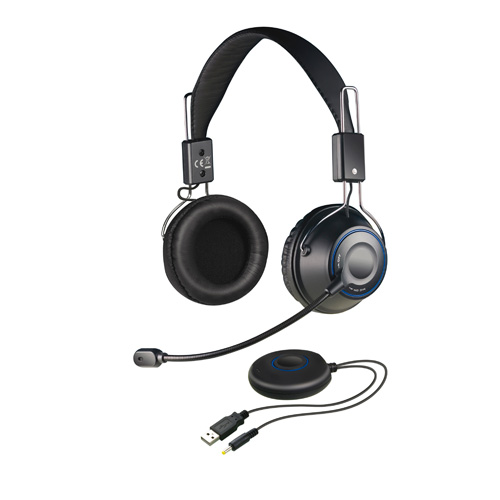 Creative Labs HS-1200 product photo front L