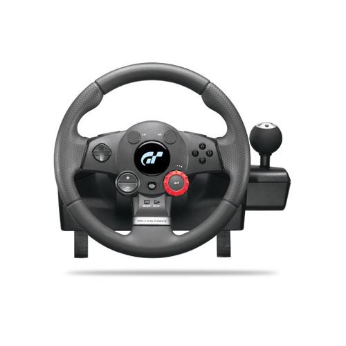 Logitech Driving Force GT product photo front L