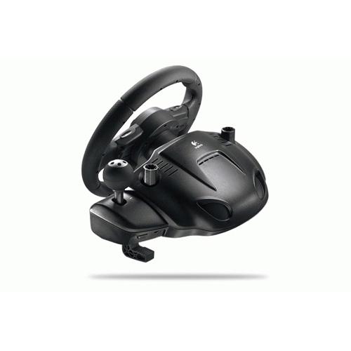 Logitech Driving Force GT product photo back L