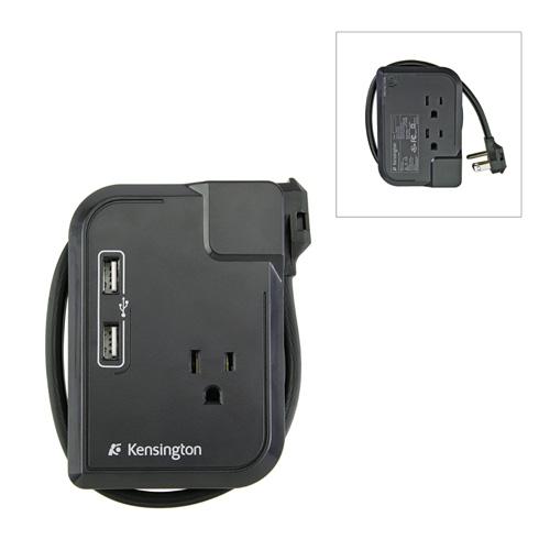 Kensington Portable Power Outlet product photo front L