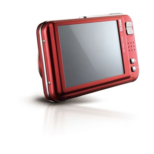 Benq T850 Red product photo back L