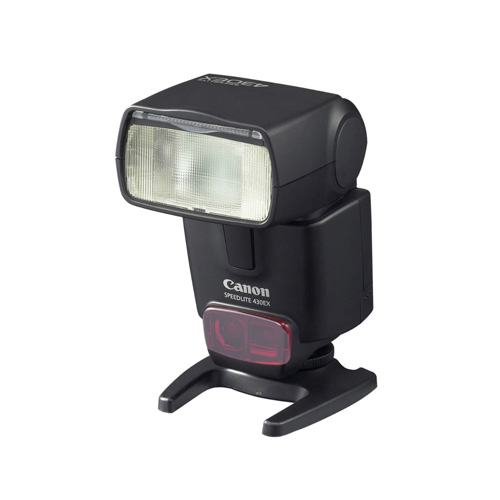Canon Speedlight 430EX II product photo front L