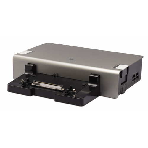 HP 2008 180W Advanced Docking Station  product photo side L