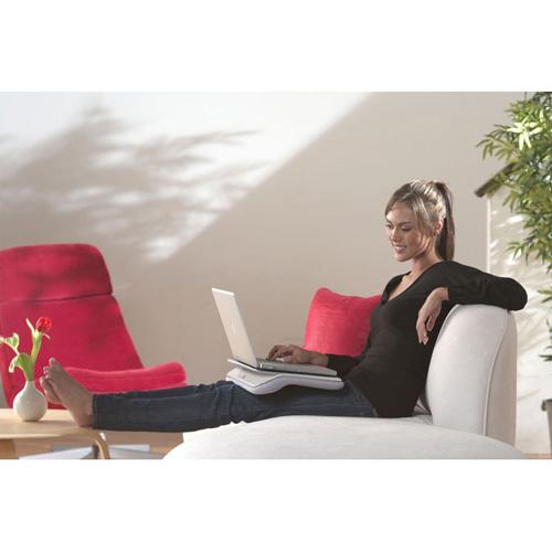 Logitech Comfort Lapdesk product photo side L