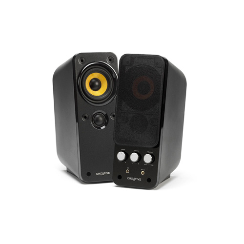 Creative Labs GigaWorks T20 Series II product photo front L