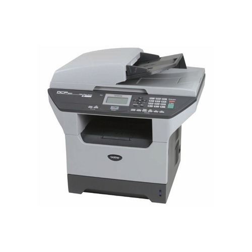 Brother DCP-8065DN Bundle product photo front L