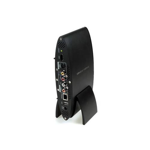 Conceptronic Gigabit Full HD Media Player product photo side L