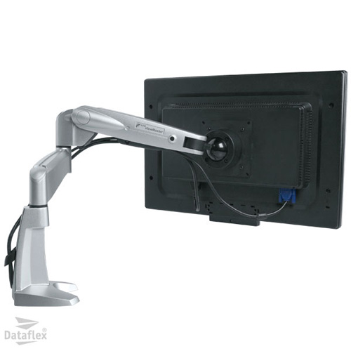 Dataflex ViewMaster M5 Monitor Arm 202 product photo back L