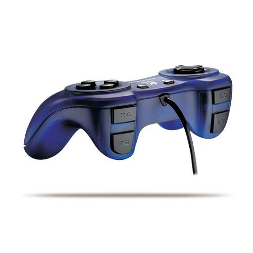 Logitech Precision Gamepad product photo back L