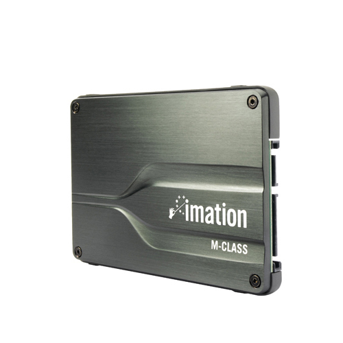 """Imation 3.5"""" M-Class SATA SSD 64GB product photo front L"""