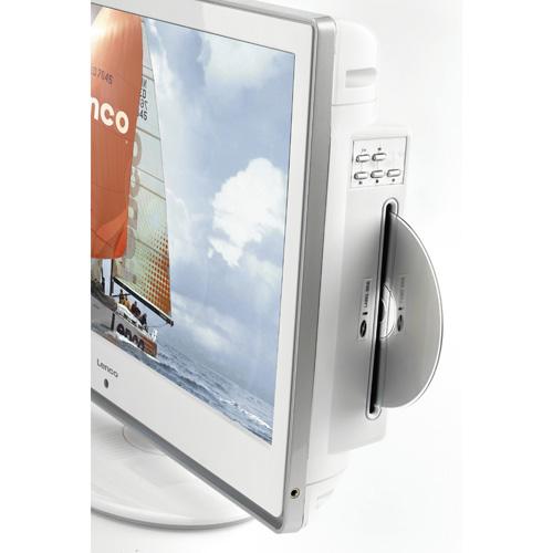Lenco DVT-2226 product photo back L