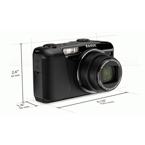 Kodak Z series EasyShare Z 950 product.image.text.alttext back L