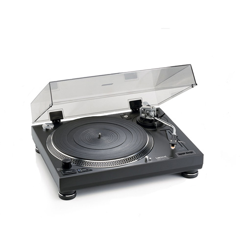 Lenco PROFESSIONAL TURNTABLE product photo front L