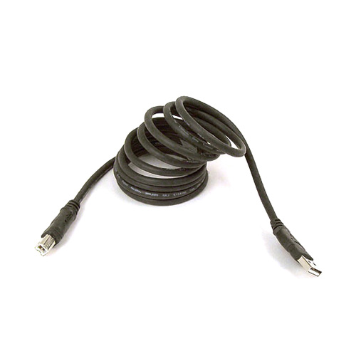 Belkin Pro Series Hi-Speed USB 2.0 Device Cable - 1.8m product photo front L