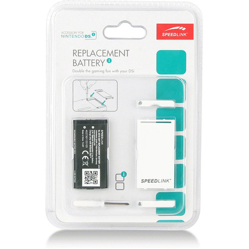 Speed-Link Replacement Battery for DSi product.image.text.alttext back L