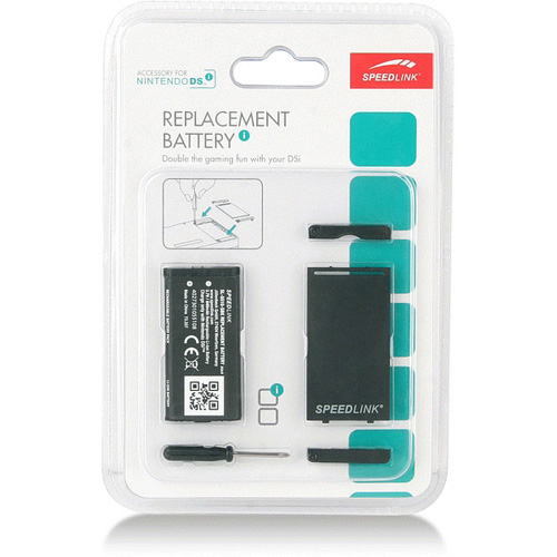 Speed-Link Replacement Battery for DSi product photo side L