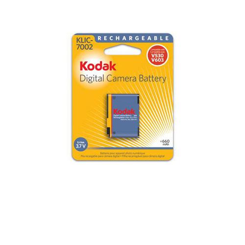 Kodak Li-Ion Battery KLIC-7002 product photo front L