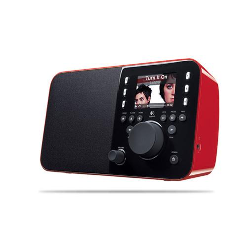 Logitech Squeezebox Radio product photo front L