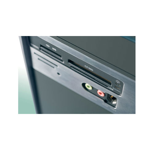 """Fujitsu MultiCard Reader 15in1 USB 2.0, 3 1/2"""" product photo front L"""