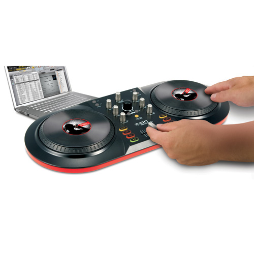 ION DISCOVER DJ product photo back L