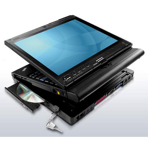 Lenovo ThinkPad X200 Tablet product photo side L