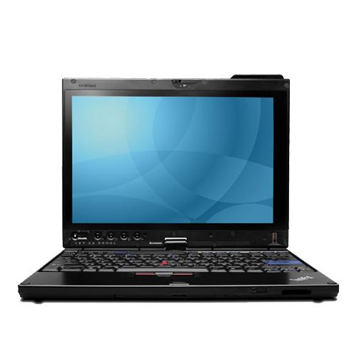 Lenovo ThinkPad X200 Tablet product photo front L