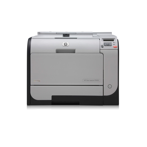 HP Color LaserJet CP2000 series CP2025 Printer product photo front L