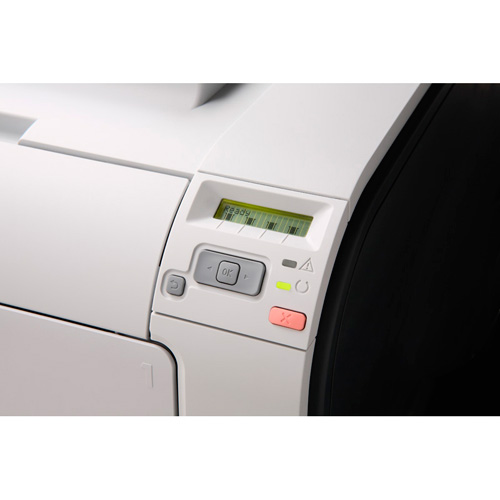 HP Color LaserJet CP2000 series CP2025 Printer product photo side L
