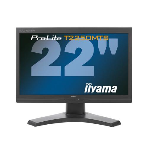iiyama ProLite T2250MTS-B1 product photo front L
