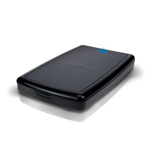 """Conceptronic 2,5"""" MobileHarddiskBox product photo back L"""