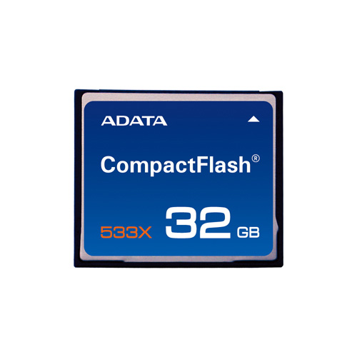 A-DATA CF 32GB 533X product photo front L