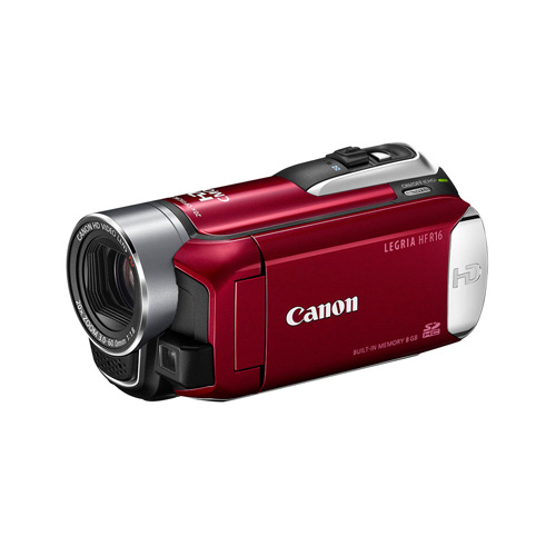 Canon LEGRIA HF R16 product photo front L